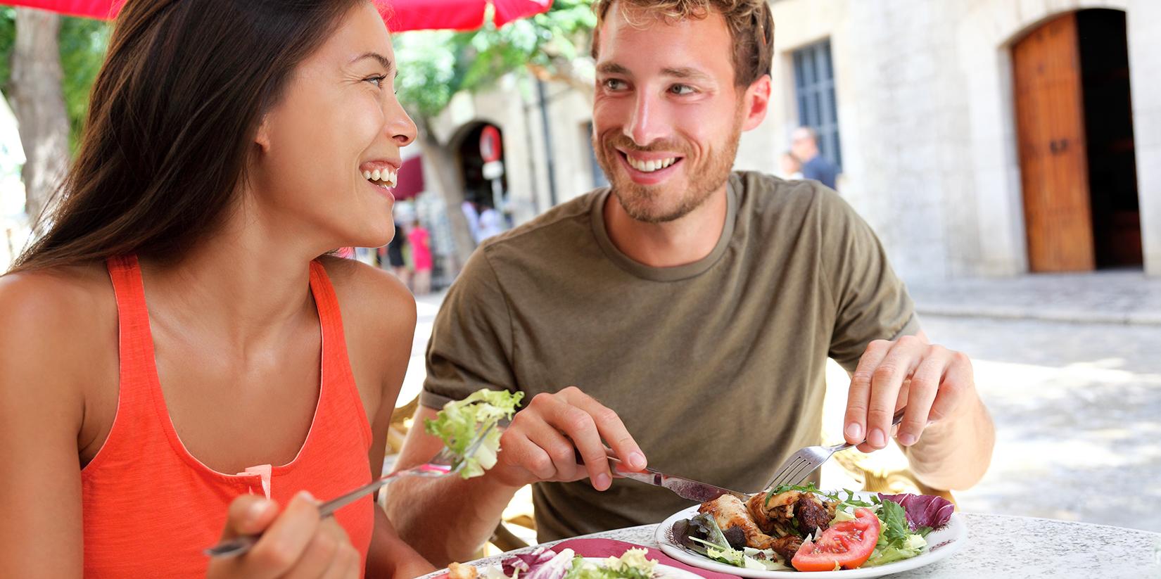 Intestinum hilft gegen Magenbeschwerden in den Ferien