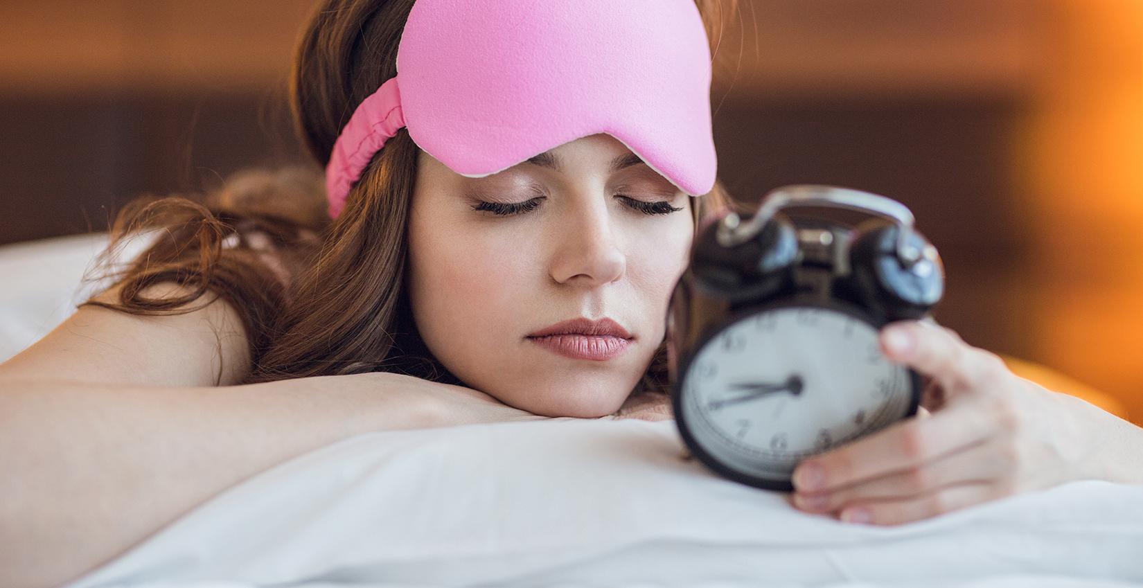 Schlafmangel erhöht das Risiko für Herz-/Kreislaufstörungen