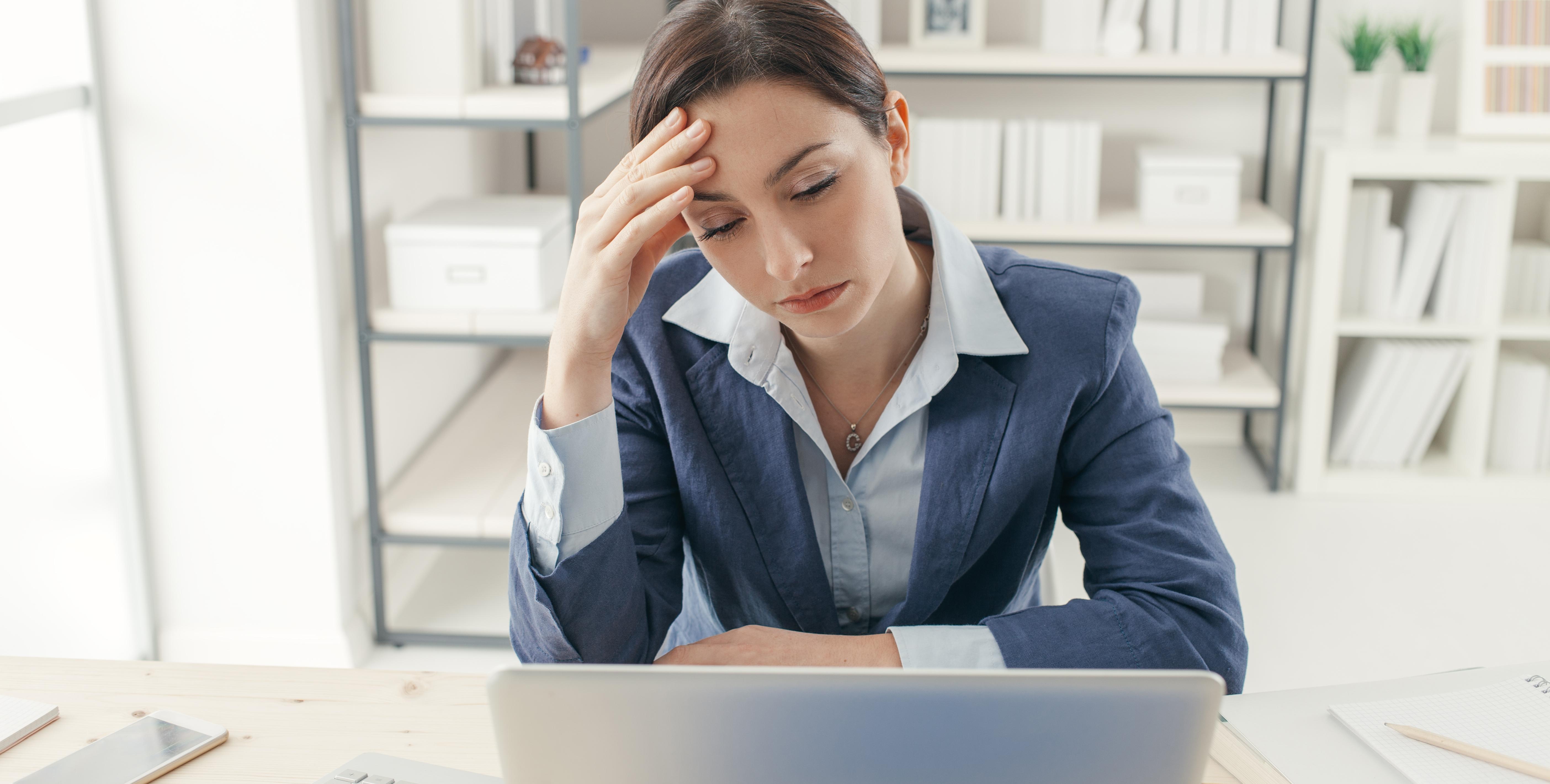 Kopfschmerzen und Konzentrationsmangel: warum häufig der Darm schuld ist