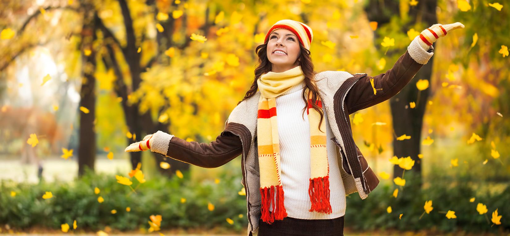 Immunsystem bei sinkenden Temperaturen stärken
